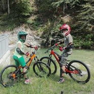 Enduro kids