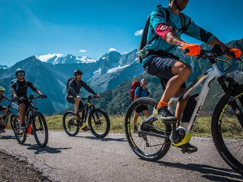 Tour E-bike