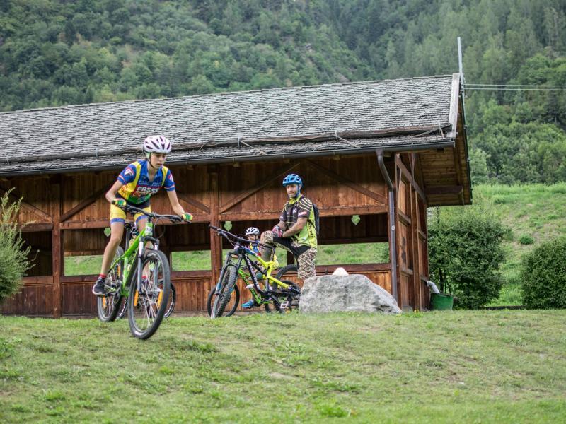 Guida - Istruttore di Mountain Bike