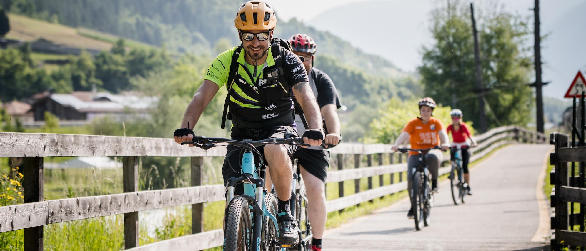 noleggio bici elettriche ebike val disole