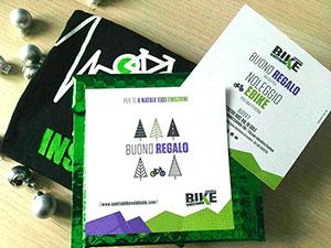 Cofanetto regalo esperienza Centro Bike Val di Sole